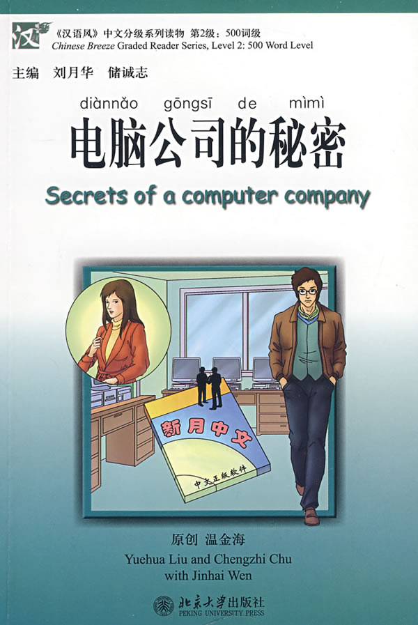 secrets of a computer company